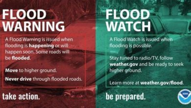 The National Weather Service has issued a Flood Watch for our area beginning late…