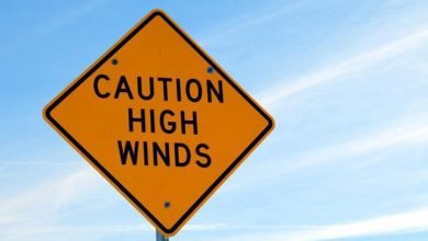 The National Weather Service in Mount Holly has issued a High Wind Warning, which…