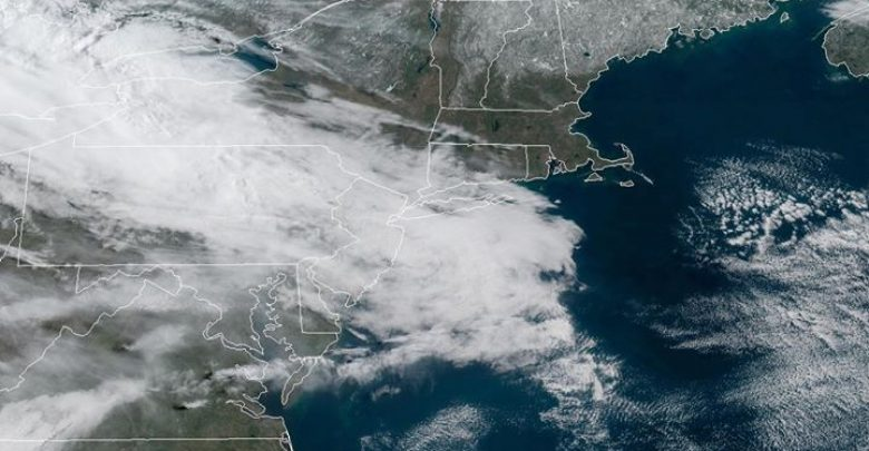 A mix of sun and clouds is expected across the tristate area today as…